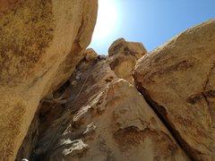 Rock Climbing Photo: Top of The Eye