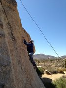Rock Climbing Photo: Friction Slab @ Intersection Rock