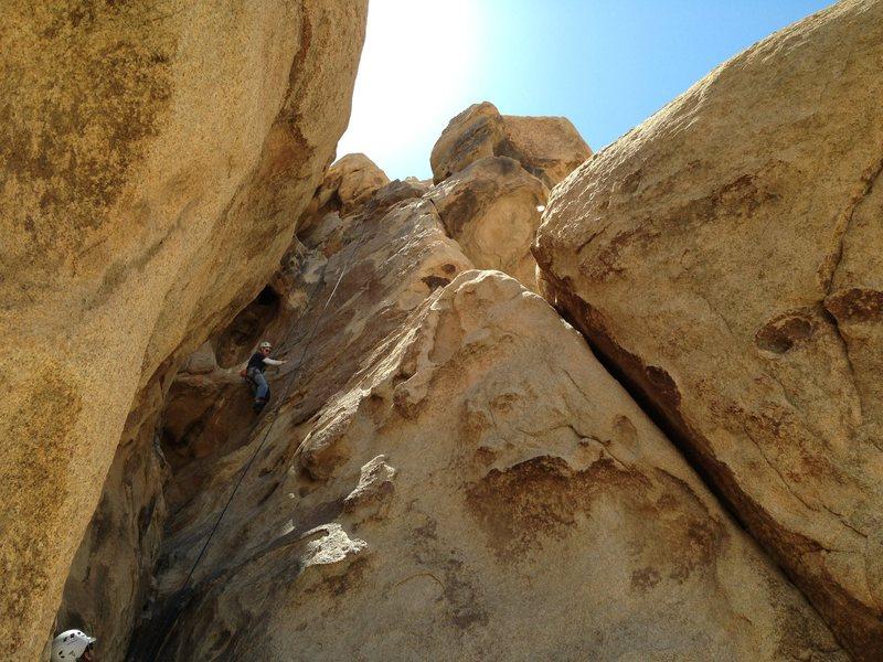 Rock Climbing Photo: The Eye