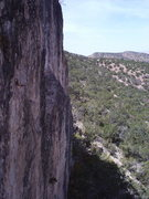 Rock Climbing Photo: Tunnel Springs looking south