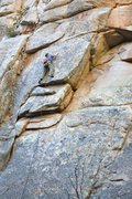 Rock Climbing Photo: Do not use for beta.  I am likely merely trying to...