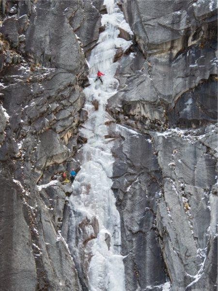 Rock Climbing Photo: Incan Odyssey.
