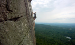 most photogenic climb i've ever done!