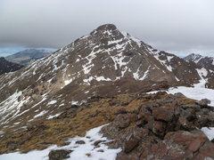Rock Climbing Photo: Mt. Adams.