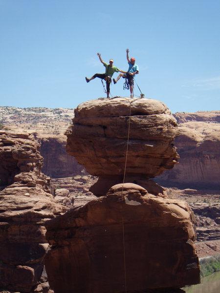 Rock Climbing Photo: gota love it