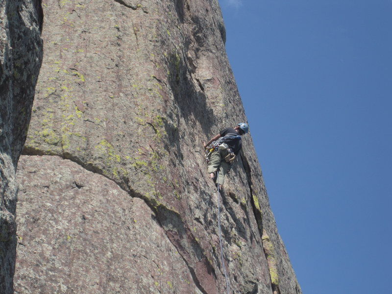Last Pitch on the 3rd flatiron