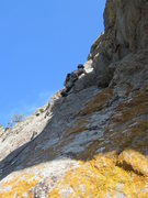Rock Climbing Photo: BiHederal in Boulder Canyon