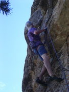 Rock Climbing Photo: FA Up and Atom