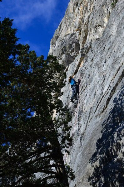 Rock Climbing Photo: Crimea climbing