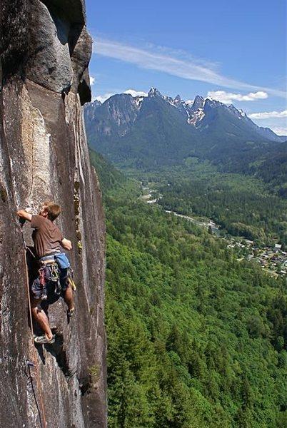 Rock Climbing Photo: A. Philbin