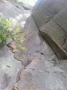 Rock Climbing Photo: Oberon