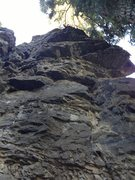 Rock Climbing Photo: Adam sends Heck