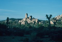 Rock Climbing Photo: Ryan Campground from the highway. Spring Break, 19...