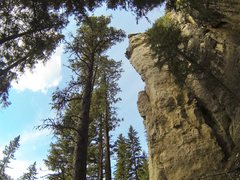 Rock Climbing Photo: Let Me Ride is a super-fun 5.12a with a whole lot ...