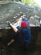 Rock Climbing Photo: Ribcage @ LRC in Soddy Daisy, TN