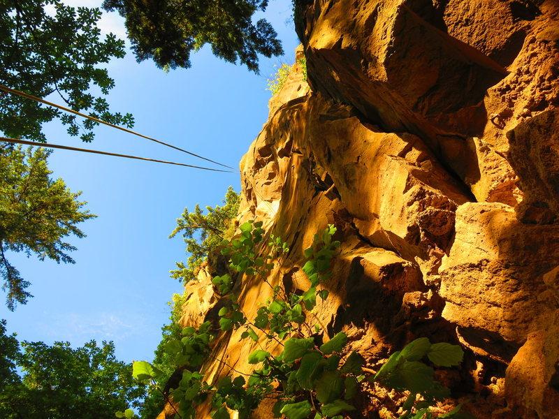 Rock Climbing Photo: Gandalf's Grip