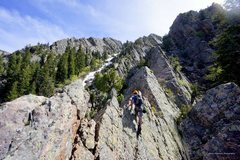 Rock Climbing Photo: photo: Mooner  As you can see there are multiple r...