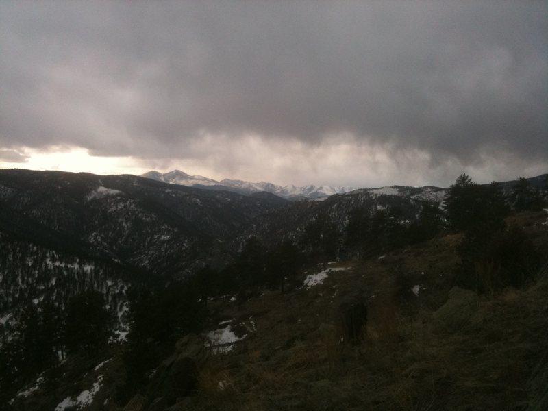 Rock Climbing Photo: Rocky Mt.