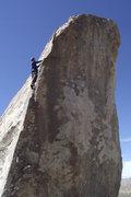 Rock Climbing Photo: Headstone Rock. Totally worth it.