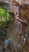 Rock Climbing Photo: Lynn hill need I say more, she walked up it