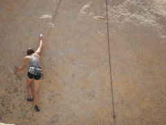 Rock Climbing Photo: M.D. on Grahambo.