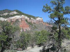 Rock Climbing Photo: Pretty.