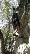 Rock Climbing Photo: S's Bane 2