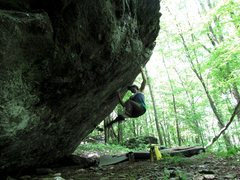 Rock Climbing Photo: Some Kind of Madness