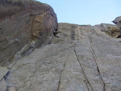 Rock Climbing Photo: Cosmosis.