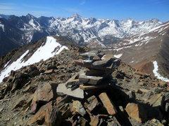 Rock Climbing Photo: Summit of Laurel Mountain