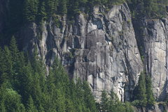 Rock Climbing Photo: Overview from the old Gun Club