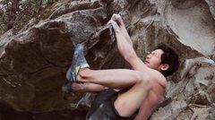 Rock Climbing Photo: Dai Koyamada