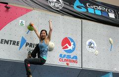 Rock Climbing Photo: Naguchi