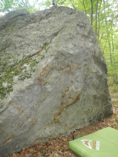 3rd small boulder