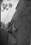 Rock Climbing Photo: Ron Kauk - First Annual Stone Masters Competition ...