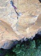 Rock Climbing Photo: Natural Male Enhancement, Right Wall.