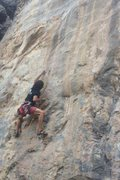 Rock Climbing Photo: i love you mary jane
