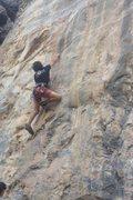 Rock Climbing Photo: i love you mary jane