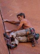 Rock Climbing Photo: Good morning!
