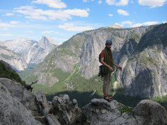 Rock Climbing Photo: Top of east buttress