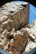 Rock Climbing Photo: Pumper