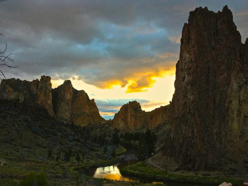 Rock Climbing Photo: Scenic shots