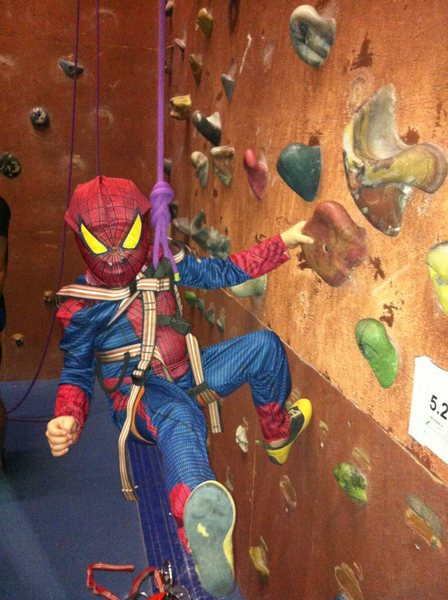Rock Climbing Photo: SOOO CUTE!!!