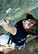 Rock Climbing Photo: Stephan Orr on Psychotherapy, photo by Thomas Dieh...