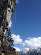 Rock Climbing Photo: Index Steep