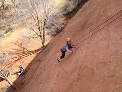 Rock Climbing Photo: Collier TRing Icarus, 2013.