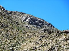 Rock Climbing Photo: Another obscure crag, Apple Valley Area