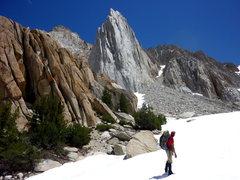 Rock Climbing Photo: HULK