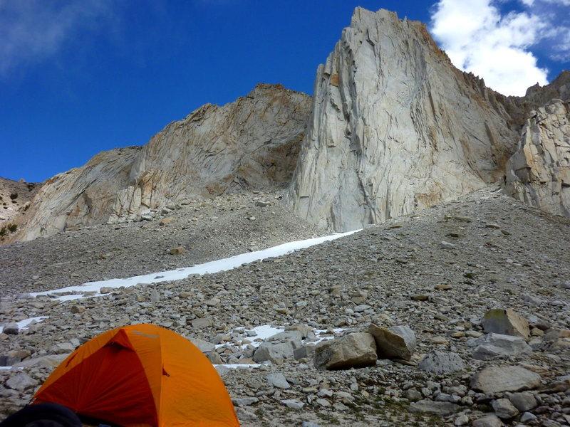 Rock Climbing Photo: DREAMING!