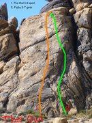 Rock Climbing Photo: The Owl